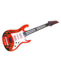 Kids Bazaar Musical Guitar With Light And Sound