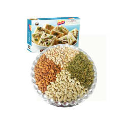 Bikanervala Dry Fruit With Soan Papdi (KADF05)