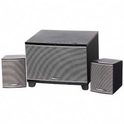 Panasonic SC-HT18GW-K 2.1 Channel Speaker (Black)