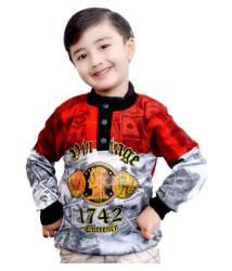 AD & AV PREMIUM RED1742 SWEATER FOR BOYS
