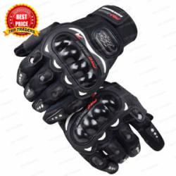 Details about PRO BIKER Gloves for Bike/Motorcycle/Cycle Riding Gloves Biker Gloves M/L/XL/XXL