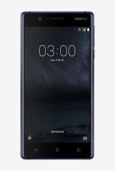 Nokia 3 16GB (Tempered Blue) 2 GB RAM, Dual SIM 4G
