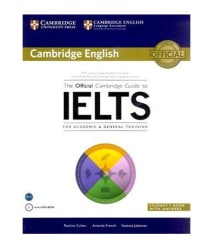 The Official Cambridge Guide To IELTS Paperback (English) 2015