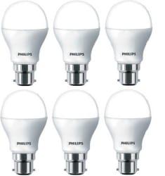 Philips 7 W Globe B22 LED Bulb