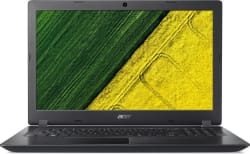 Acer Aspire 3 Celeron Dual Core - (2 GB/500 GB HDD/Linux) A315-31 Laptop (15.6 inch, Black, 2.1 kg)