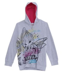 WINX Girl s Sweatshirt-Grey Marl