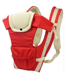 Brats N Angels Baby Carrier - Red