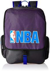 American Tourister Purple Casual Backpack (DRIBBLE NBA BACKPACK _8901836116809)