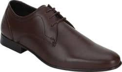 Bond Street By Red Tape Men Formal Derby For Men (Brown)
