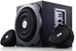 F&D A510 2.1 Speaker with 6.5inch sub woofer for deep bass, black
