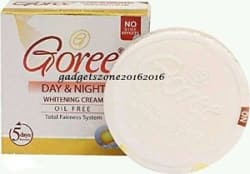 Details about Goree Day And Night Whitening Oil Free Cream from PAKISTAN 100% original