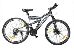 Hercules Roadeo A110 26 T 21 Speed Mountain Cycle (Black)