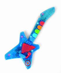 Little Tikes Pop Tunes Guitar, Multi Color