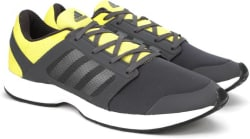 Adidas KRAY 1.0 M Running Shoes For Men (Grey)