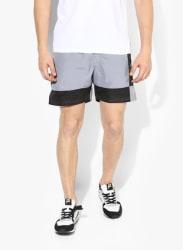 Chicago Grey Shorts