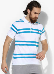 Grattan White Polo T-Shirt