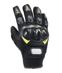 Zoook_Moto69 Premium Pro Biker Gloves (Professional Biker Gloves)(Standard Size : 10-11 Inches)