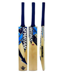 Spartan Poplar Willow Cricket Bat (For Tennis Ball)