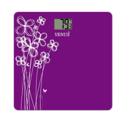 Venus EPS-2001-Purple-Digital Electronic Personal Body Health Fitness Check up Weighing Scale