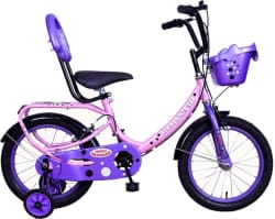 Hero Blossam 16T 16 T Single Speed Road Cycle (Pink)