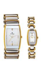 Titan Bandhan 13772385BM01 Women Couple Watches
