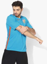 India Mnk Brt Football Aqua Blue Sports Jerseys