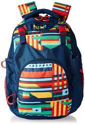 Wildcraft Wiki Daypack Polyester 36 liters Blue Laptop Bag (8903338048947)