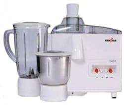 Kenstar Yuva Plus Juicer Mixer Grinder, multicolor