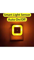 Smart Sensor Auto ON/OFF Night Light Lamp