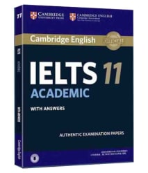 Ielts 11 ( Academic ) With Answers Paperback English Latest Edition