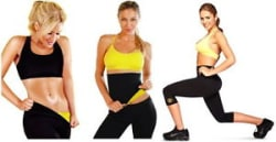Details about Neoprene Hot waist shaper belt Shaper Vest Band Neotex Body Sweat Fat Burn
