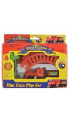 World Express Toy Train Set