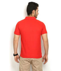 Lime Offers Combo of 4 Men s Polo T-Shirts, multicolor, l