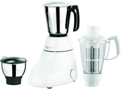 Butterfly Ivory Plus 750 W Juicer Mixer Grinder (Cherry Red, 3 Jars)