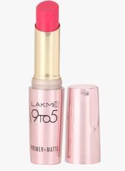 9 To 5 Primer + Matte Lip Color, Mp20 Pink Post
