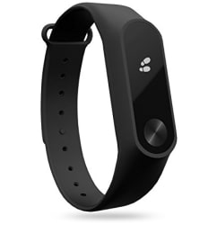 Boltt Fit Fitness Tracker with AI and Personalized Mobile Health Coaching - 1 Month Subscription Plan (Black)