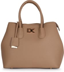 Diana Korr Hand-held Bag (Khaki)