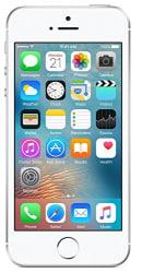 Apple iPhone SE (Silver, 32GB)