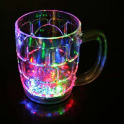 Inductive rainbow magic color cup 10oz