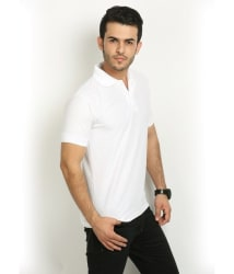 Lime Offers Combo of 6 Men s Polo T-Shirts, s, multicolor