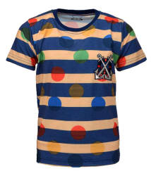 Crux&hunter cotton blended with lyra sublimation round neck tshirt for kids