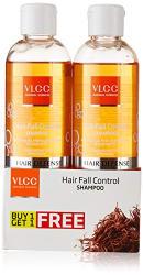 VLCC Hair Fall Control Shampoo, 350ml (Buy 1 Get 1 Free)