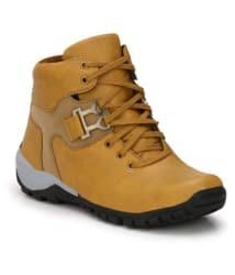 FOOTS CALZATURE Tan Hiking & Trekking Boot