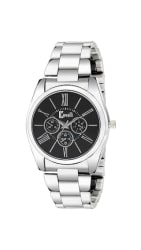Cavalli India Analogue Black Dial Stainless Steel Case Womens And Girls Watch- CW439