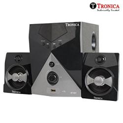 Tronica TR-3131 2.1 Multimedia Speakers (Black)