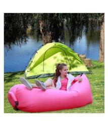 Sultaan Camping Inflatable & Portable Sleeping Air Bag/ Sofa