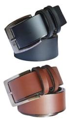 Jack Klein Black & Brown Belts Combo