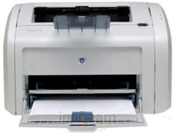 HP P-1020 Plus Laserjet Printer (White)
