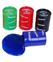 Barrel-o-Slime Set of 4 (2 inch)