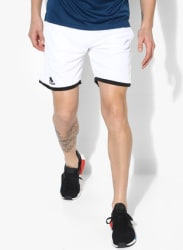 Court White Tennis Shorts
